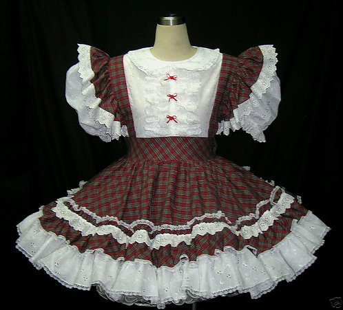 #C35 ADULT SISSY SCHOOL DRESS