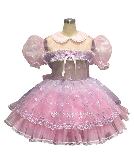 BBT Adult Sissy Princess Dress