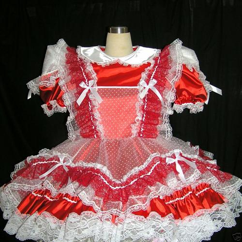 Bbt Stock Quote: #C11 ADULT SISSY GIRL TEA DRESS
