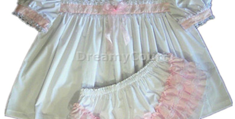 Adult Sissy Innocent Cotton Baby