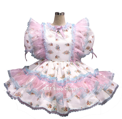 BBT Adult Sissy Baby Party Dress