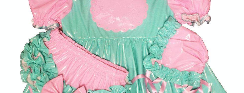 D&C Adult Baby Play Dress Set 3 pcs set
