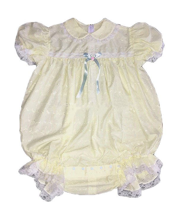 Baby Yellow Romper
