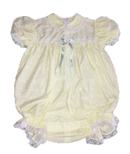 Baby Yellow Romper