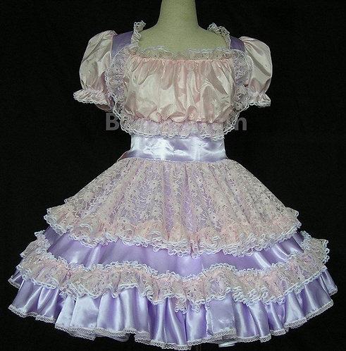 #B27 ADULT SISSY SEXY LACY LOLITA FUN DRESS