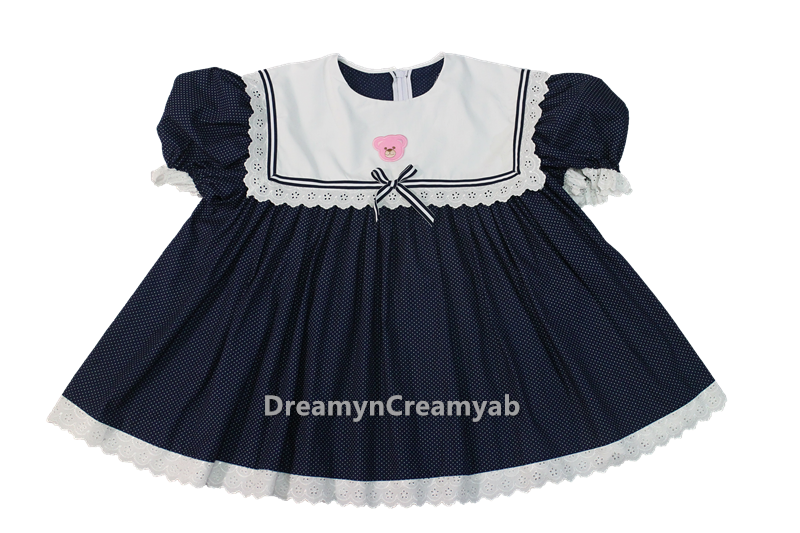 Bear Sailor Dress