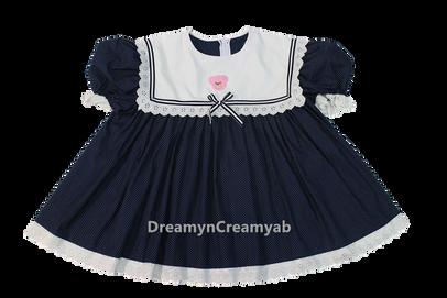Bear Sailor Dress