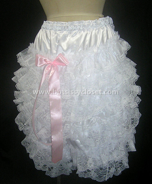 PT20 Adult Sissy Frilly Ruffles Bloomers