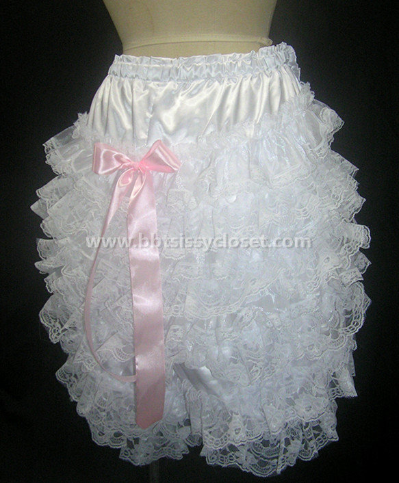 Bbt Stock Quote: PT20 Adult Sissy Frilly Ruffles Bloomers