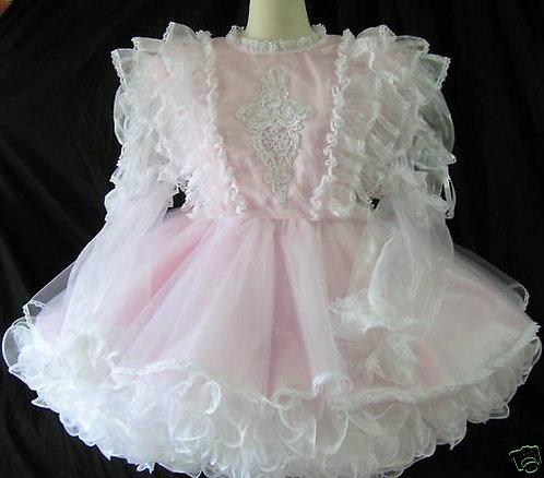 #C13 ADULT SISSY VICTORIAN DRESS