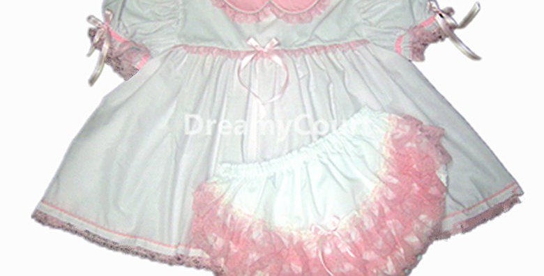 Adult Sissy Baby Cotton Set