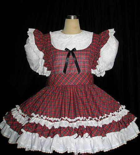 #B32 ADULT SISSY SCHOOL DRESS