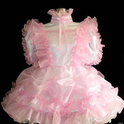 #05 ADULT SISSY PRISSY DRESS