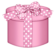png-transparent-pink-and-white-polka-dot-gift-box-gift-box-pink-pink-round-gift-box-purple