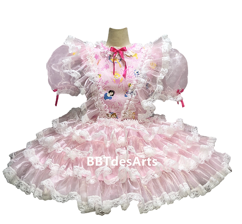 BBT Princess Ruffles Party Dress