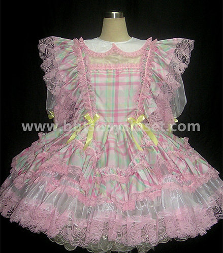 STK 11 ADULT SISSY SUMMER DRESS