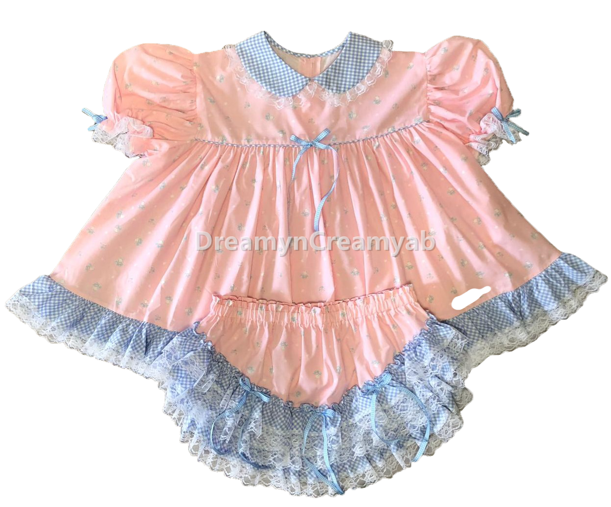 bottle baby dress