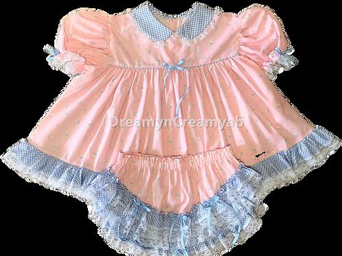 ADULT BABY DREAMY DRESS SET