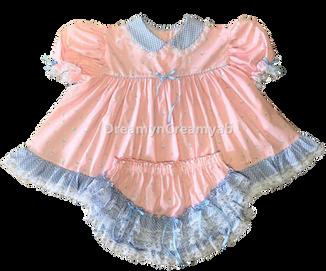 bottle baby dress