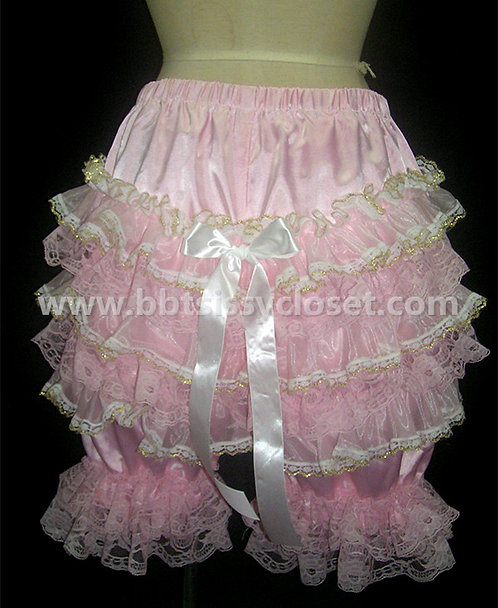 PT14 Adult Sissy Princes Bloomers