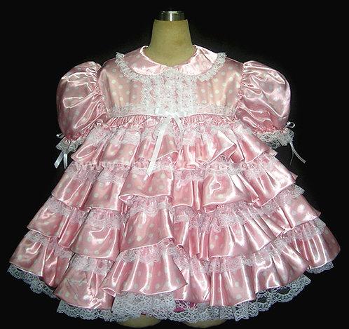 D16 adult Sissy Baby Prissy Dress