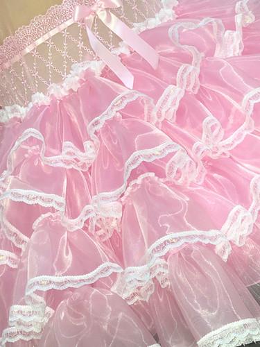 Bridal Organza Ruffles