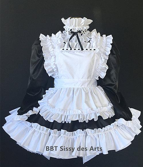 A18 BBT Adult Sissy My Maids Dress