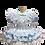 Thumbnail: BBT Lavender Organza Girl Tea Dress