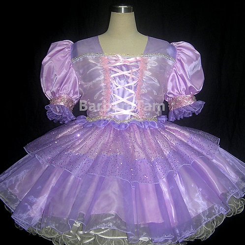 STK 07 BBT Adult Sissy Princess Dress