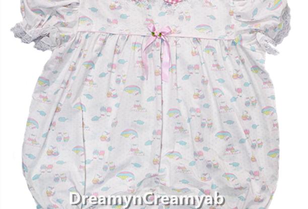 ADULT SISSY SWEET BABY ROMPER RMP03