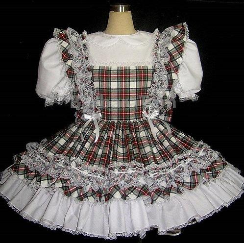 #C34 ADULT SISSY SCHOOL DRESS