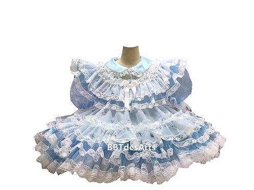 BBT Lavender Fairy Prissy Dress Set
