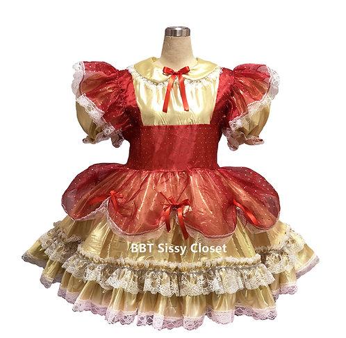 BBT Adult Sissy Princess Dress