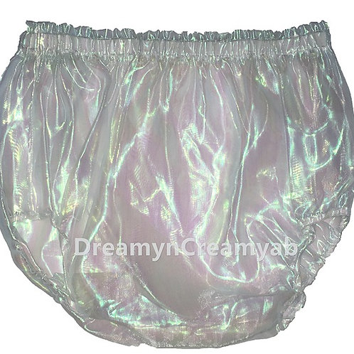 Adult Baby Mirror Organza Panties