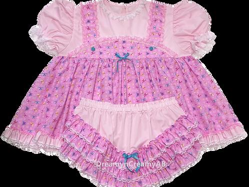 ADULT BABY BIB DRESS