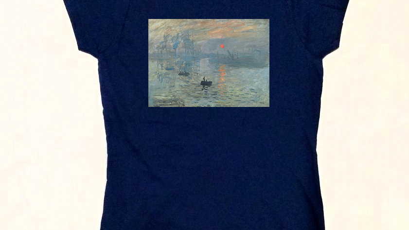 Sol naciente Monet