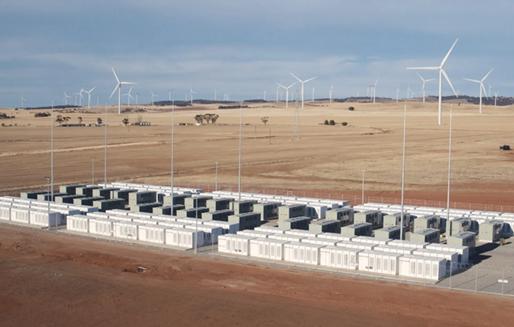 energieopslag op grote schaal