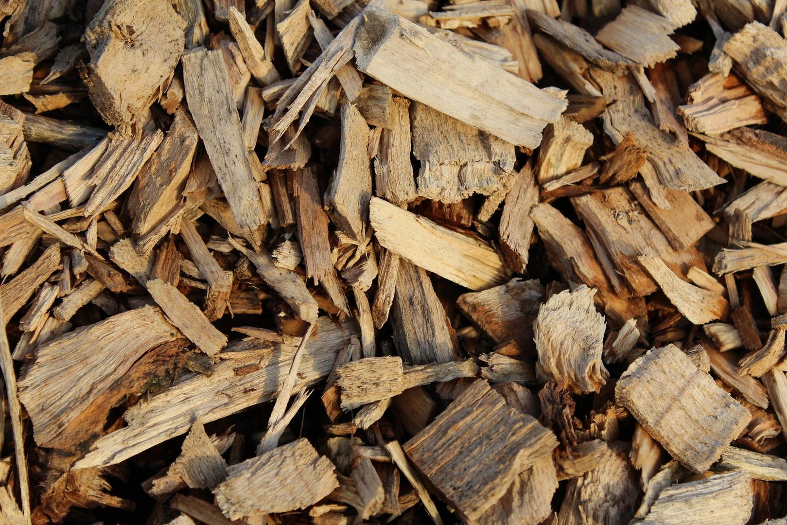 încălzire woodchips