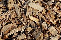 Écorce et copeaux de bois