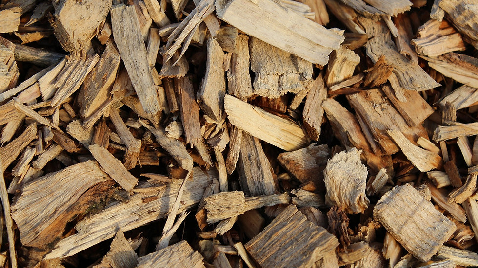 Chipped Bark 60L 2 bags for £10