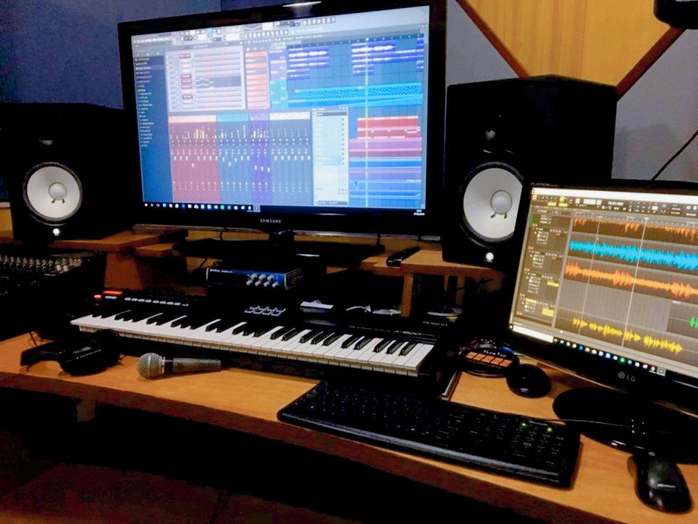 Home Studio Sergio Izecksohn