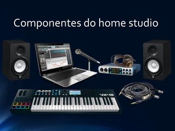 Componentes do Home Studio - Baixe e leia o eBook