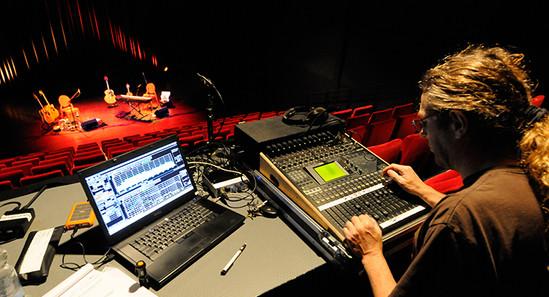 Curso de Áudio para Shows e Eventos | HOME STUDIO | Produção Musical