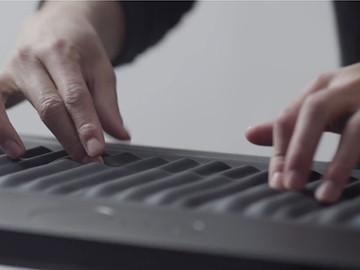 Seaboard, o teclado orgânico, por Sergio Izecksohn