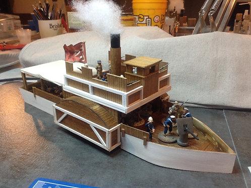 B Class Gunboat