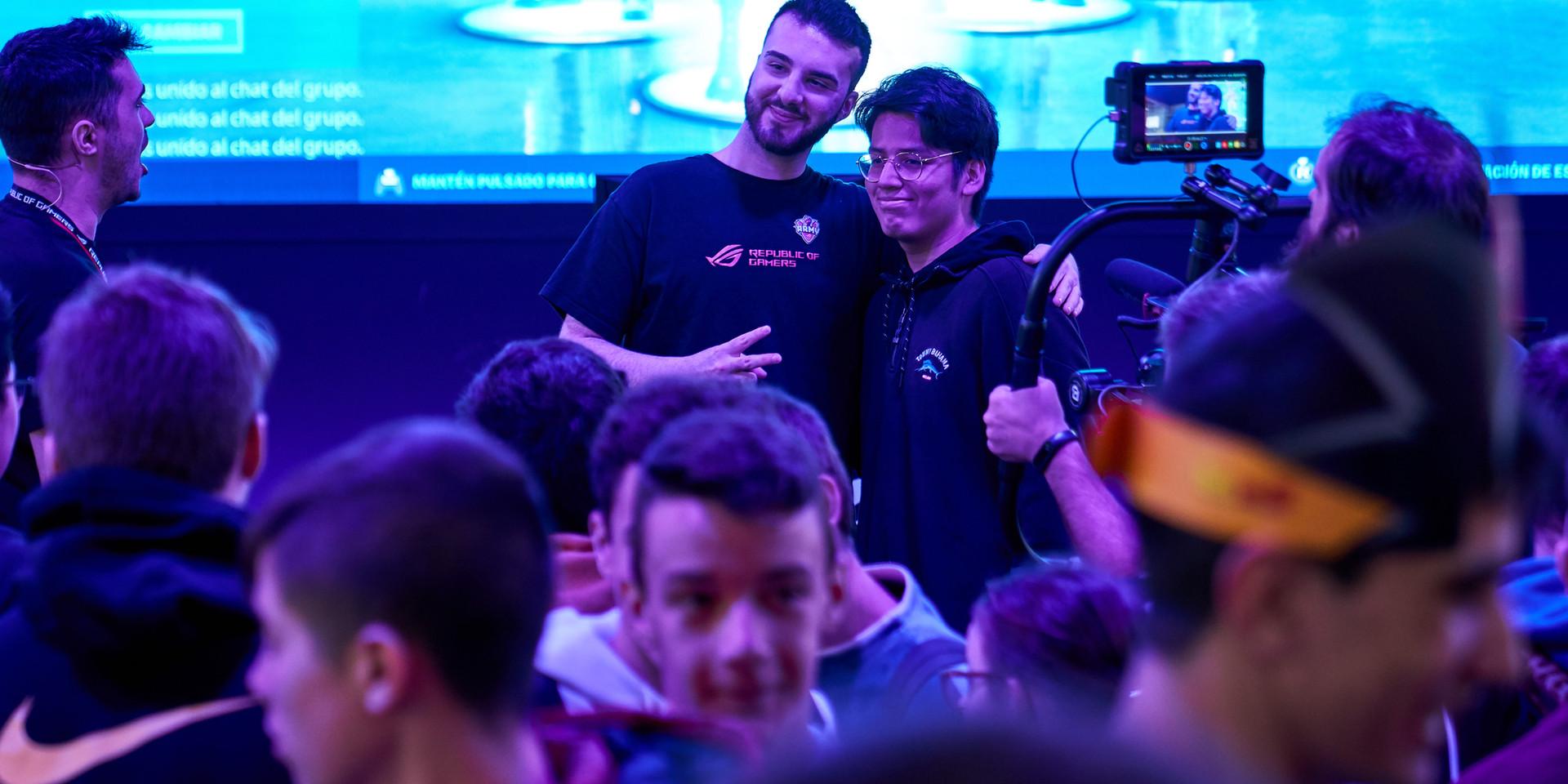 FOTOGRAFÍA  Y VIDEO EVENTO NICEONEBARCELONA N1B REPUBLIC OF GAMERS GAMING EVENT_17