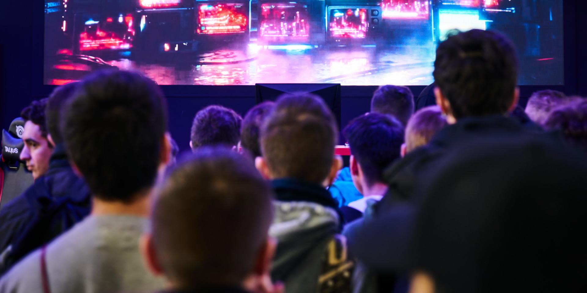 FOTOGRAFÍA  Y VIDEO EVENTO NICEONEBARCELONA N1B REPUBLIC OF GAMERS GAMING EVENT_1