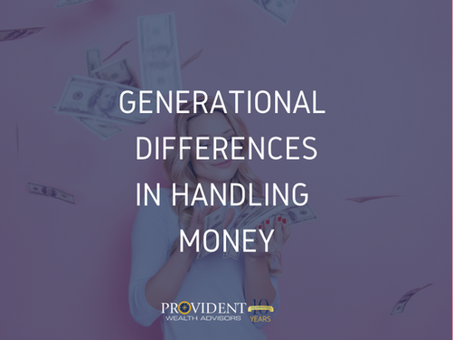 Generational Differences in Handling Money