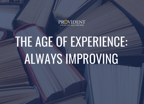 The Age of Experience: Always Improving