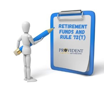 Penalty Free Access to Retirement Funds with Rule 72(t)